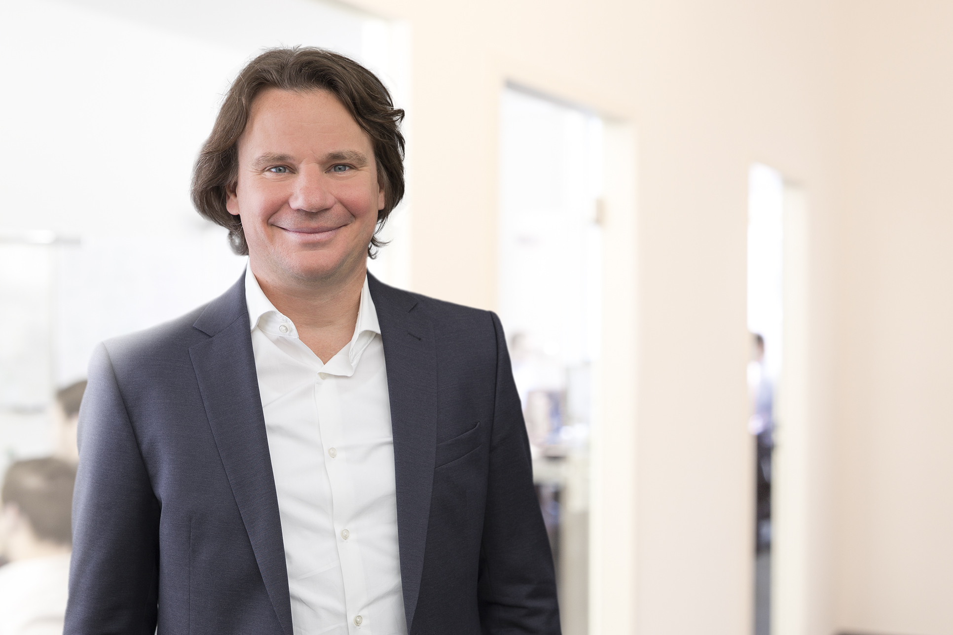 Mark Zimmermann, Geschäftsführer INFOMOTION GmbH
