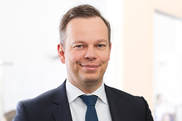 Der Autor: Markus Enderlein, BU Manager Strategy & Digital Solutions